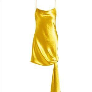 Cinq A Sept Ryder Satin Mini Dress
